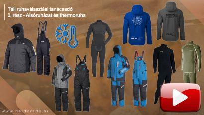 Téli ruhaválasztási tanácsadó 2. rész – Alsóruházat és thermoruha