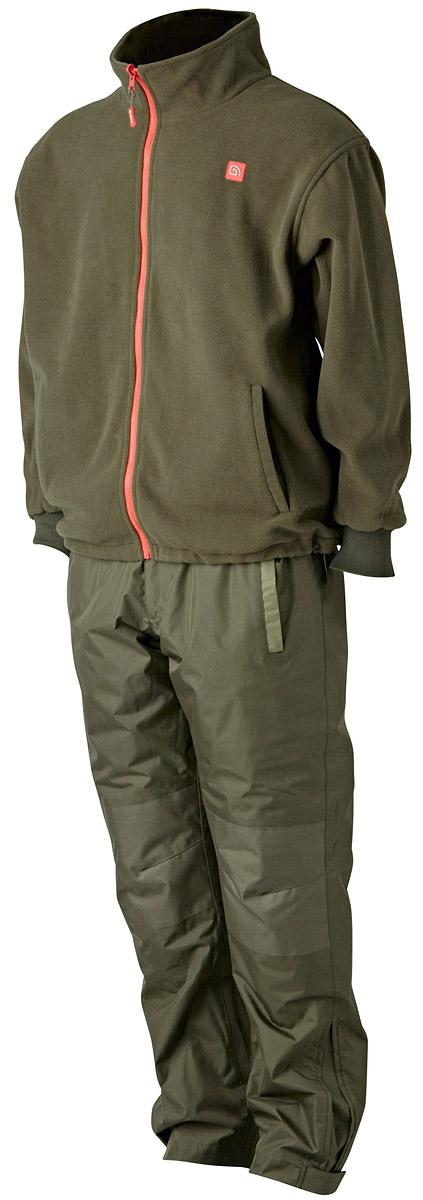 Előnyös tulajdonsága, hogy a kabátból a polár pulóver kivehető, így az akár önállóan is viselhető