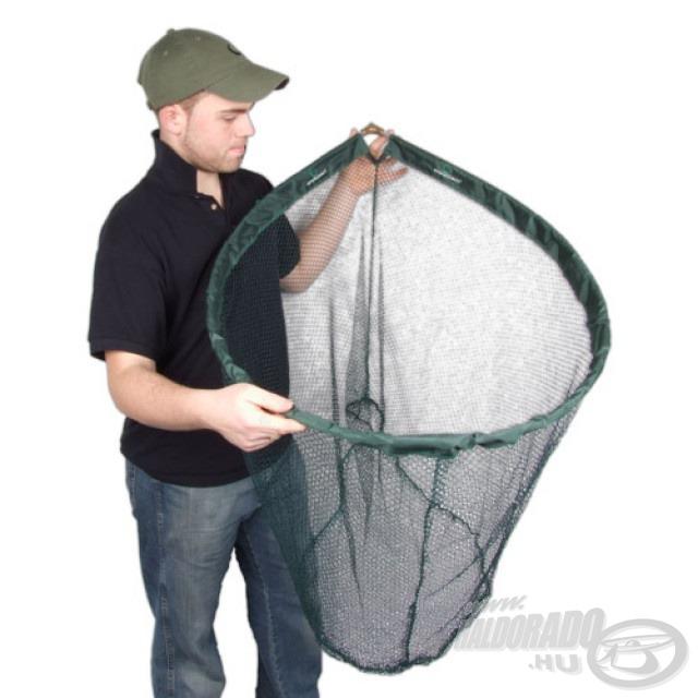 A feederbotos horgászok kedvence lehet ez a merítő fej