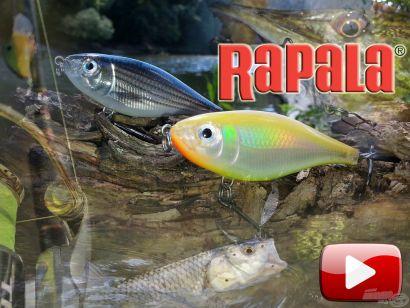 Új Rapala wobblerek és kiegészítők a Haldorádó kínálatában