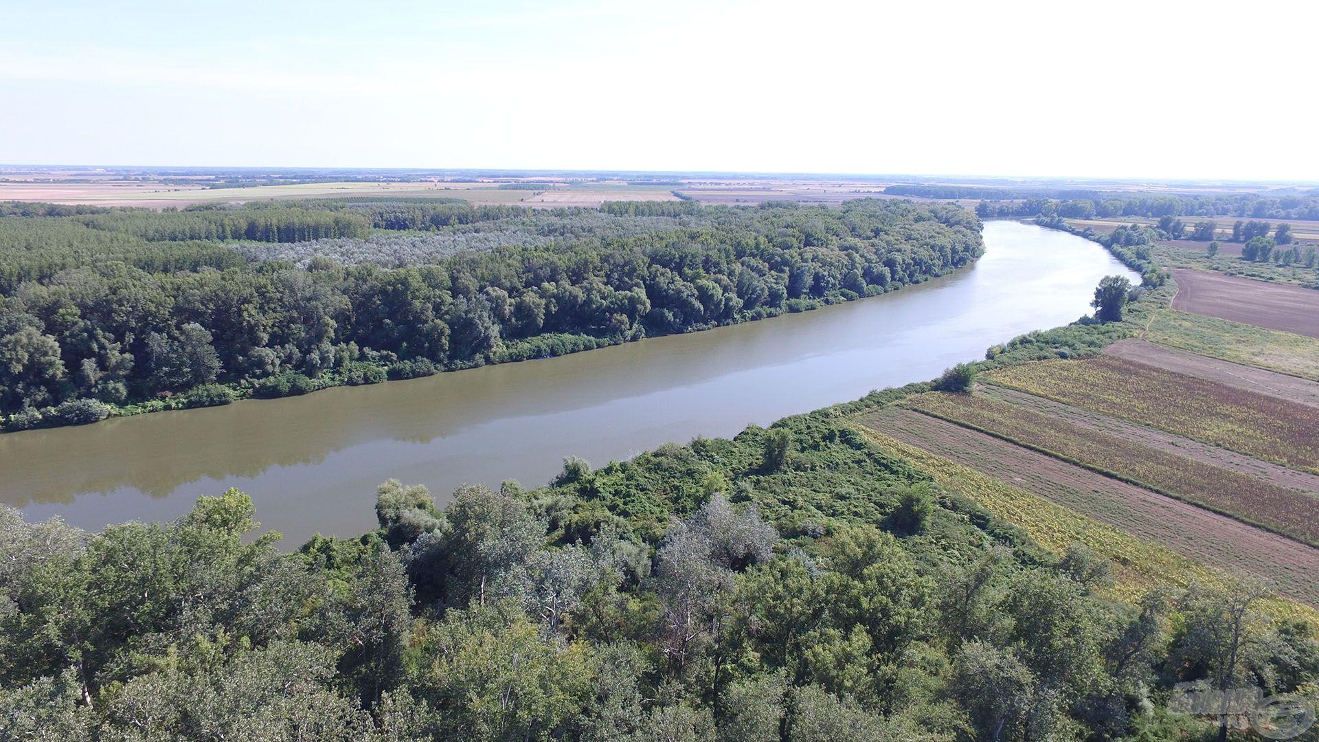 A Felső-Tisza csodálatos, igazi vadvízi rengeteg, megannyi ígéretes hellyel