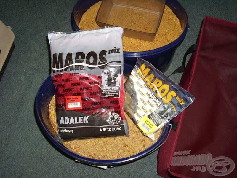 Mi a magyar Maros Mix termékeit használjuk előszeretettel
