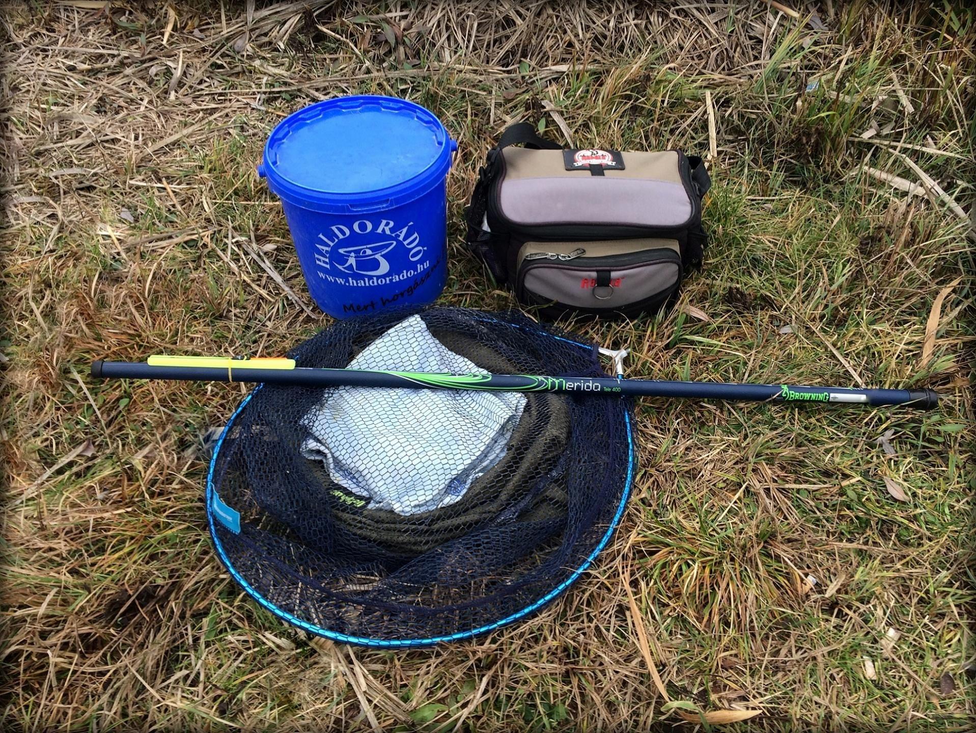 Minimál cucc – ennyi bőven elég egy jó téli horgászathoz