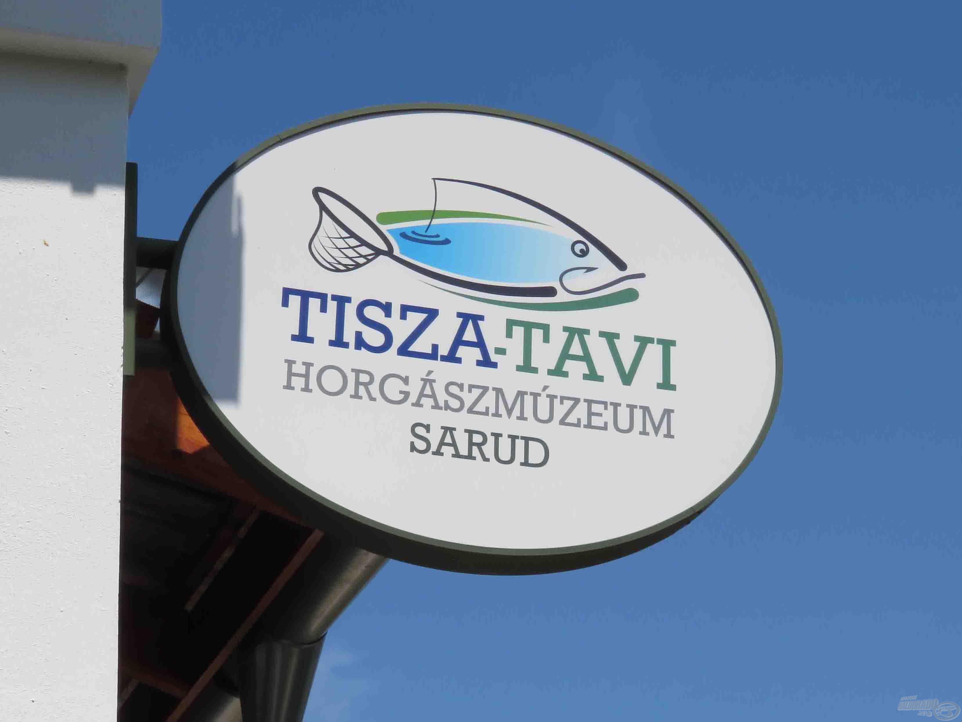 A Tisza-tavi Horgászmúzeum kihagyhatatlan program