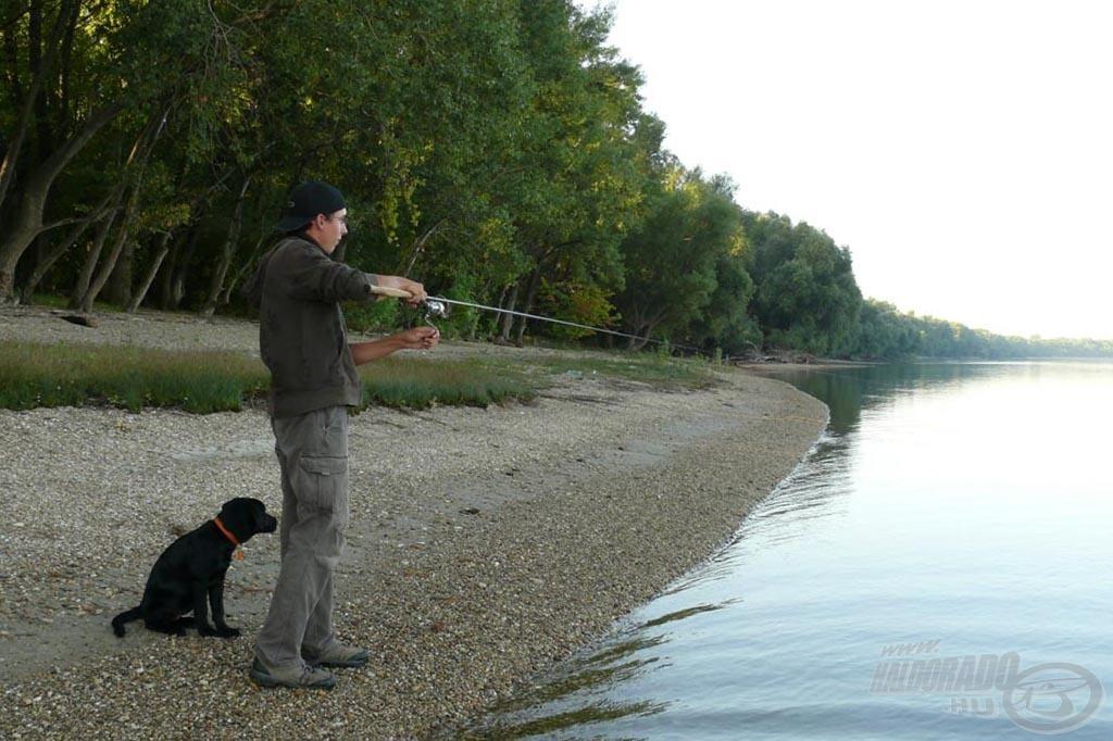 Idén számos alkalommal próbálkoztam még az öreg folyón…