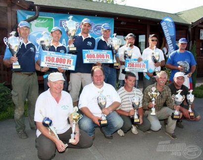 XI. Haldorádó - Sikeres Sporthorgász Nemzetközi Feederbotos Kupa beszámoló