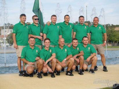 XV. Pontyfogó Világbajnokság 2013. 09. 25-28. Portugália, Montargil
