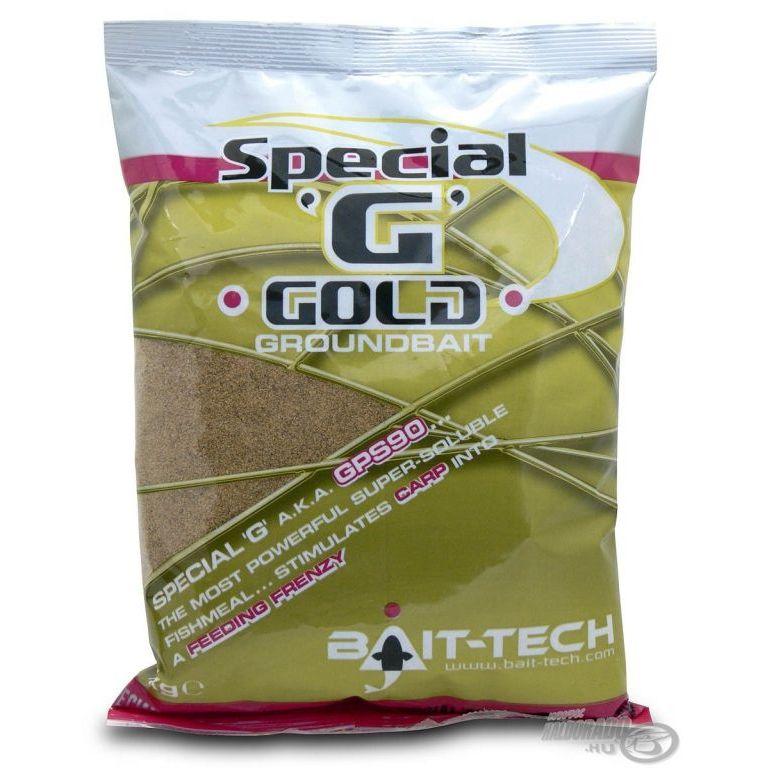Bait-Tech Special G Gold 1 kg