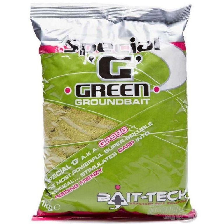 Bait-Tech Special G Green 1 kg