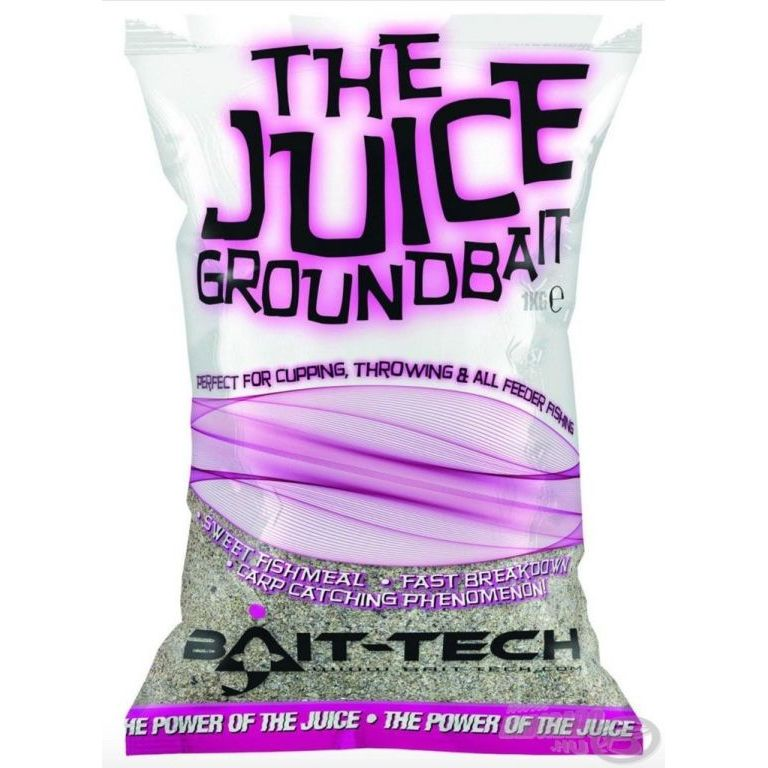 Bait-Tech The Juice groundbait 1 kg