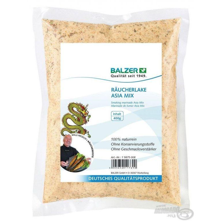 BALZER Pác-só Ázsia mix