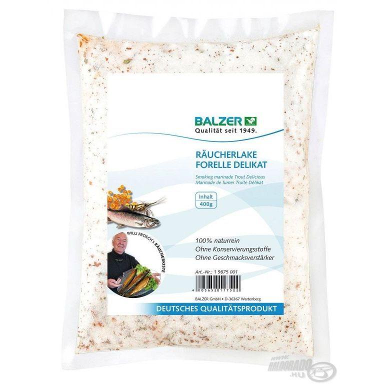 BALZER Pác-só Fűszeres