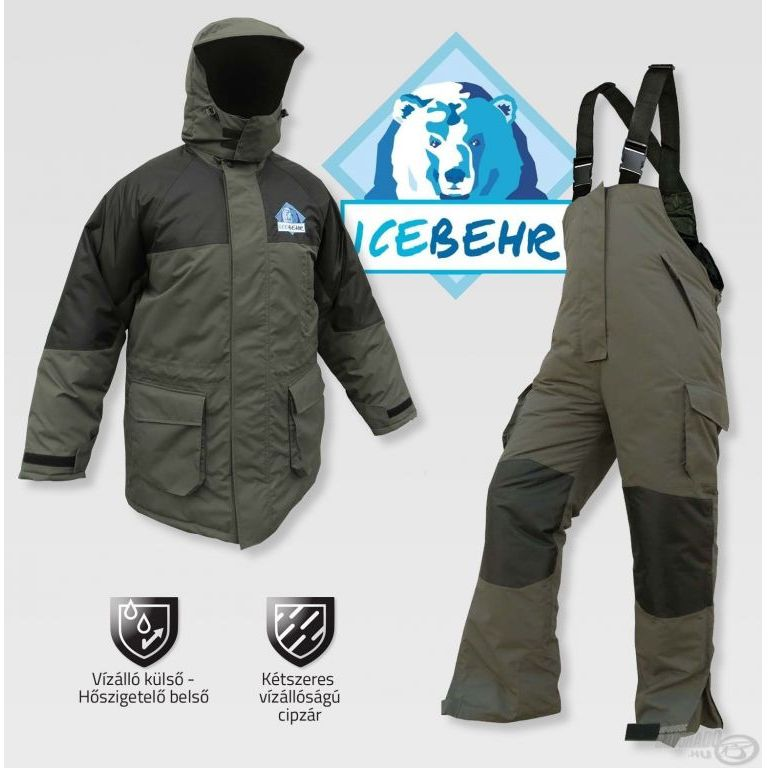 BEHR IceBehr Extreme Thermoruha M