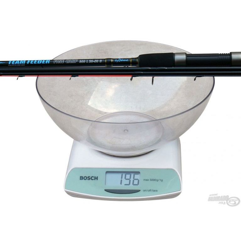 By Döme TEAM FEEDER Fine Carp 360L