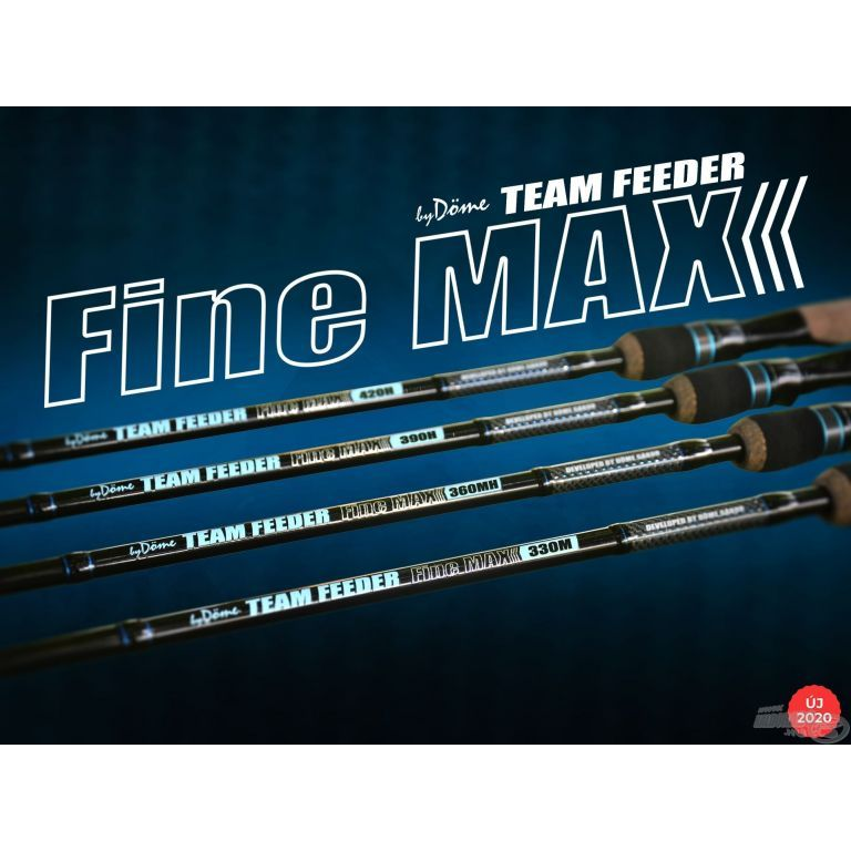 By Döme TEAM FEEDER Fine Max 330M