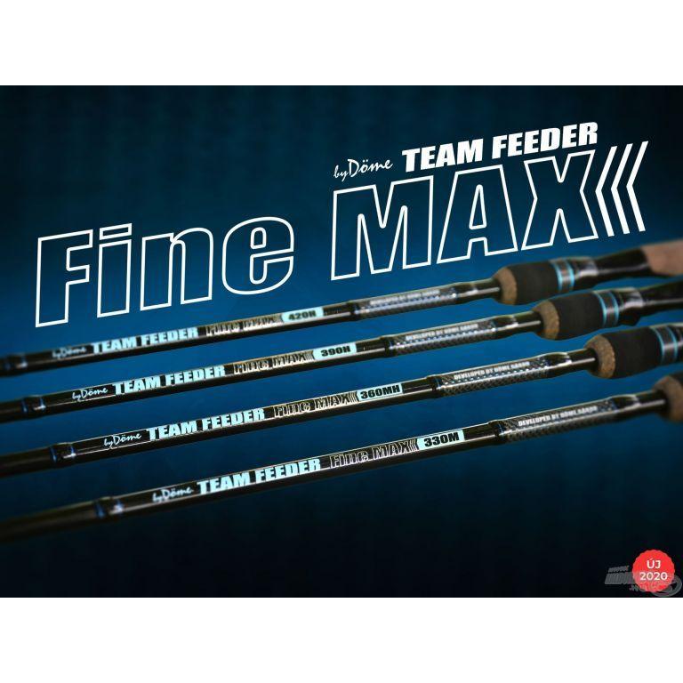 By Döme TEAM FEEDER Fine Max 390H