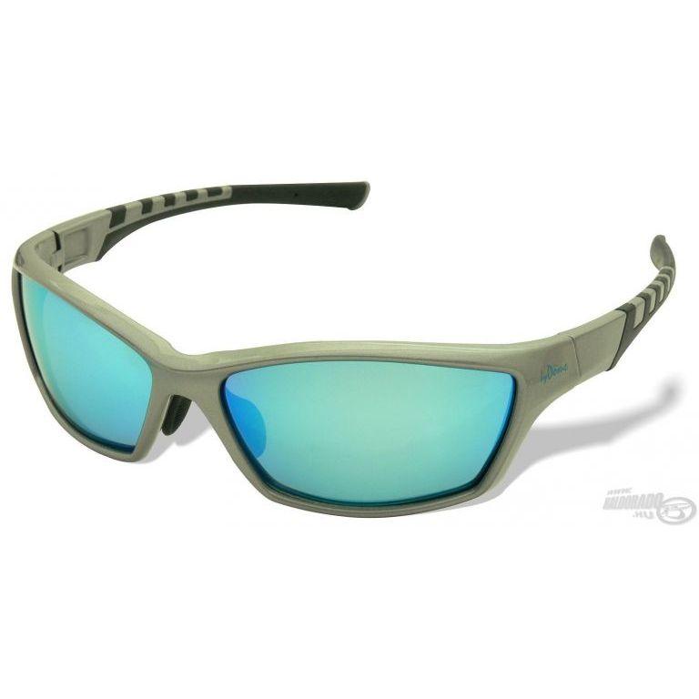 By Döme TEAM FEEDER Polarizált szemüveg Ice Blue