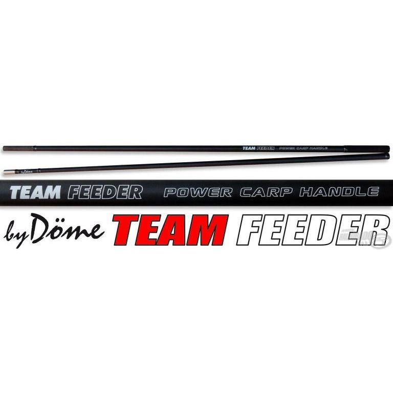 By Döme TEAM FEEDER Power Carp merítőnyél 2,4 m