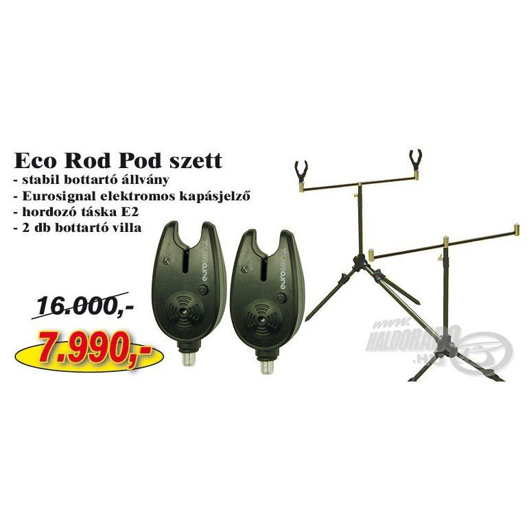 CARP ACADEMY Eco Rod Pod szett 2 (KB-415)