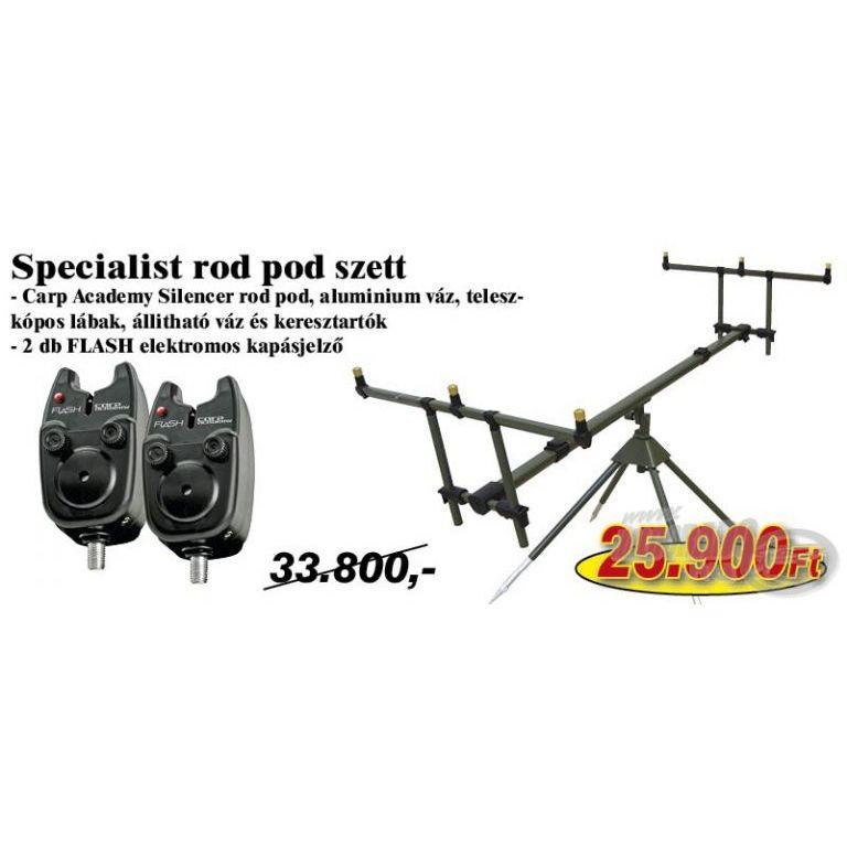 CARP ACADEMY Specialist Rod Pod szett (KB-424)