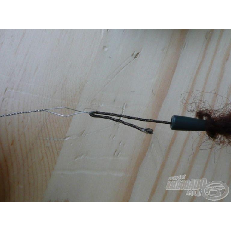 CARP ACADEMY Zsinórbefűző drót 120 cm