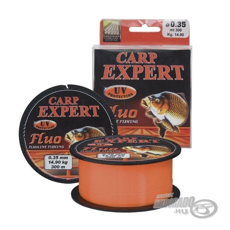 Carp Expert Boilie Special UV Protection Fluo Orange 40/300