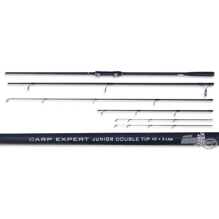 Carp Expert Junior Double Tip 3 m 3 Lbs