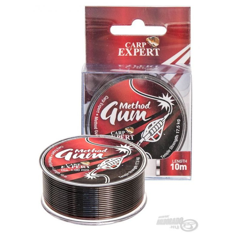 Carp Expert Method Gum barna 0,8 mm