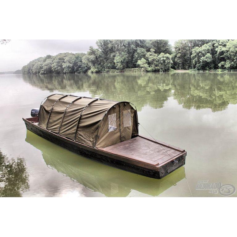 CARP ZOOM CADDAS Csónaksátor