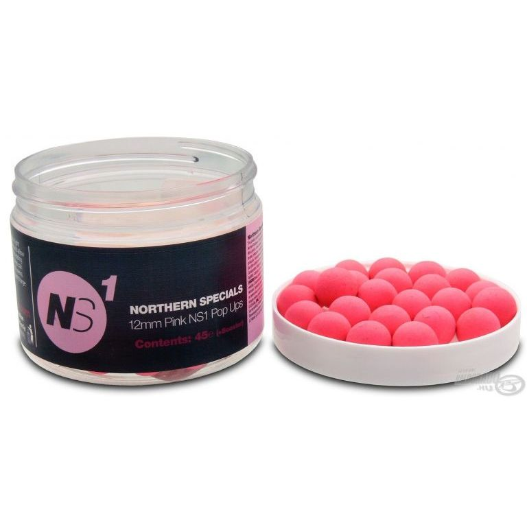 CCMoore NS1 Pink 12 mm - Citrusos Pop Up bojli