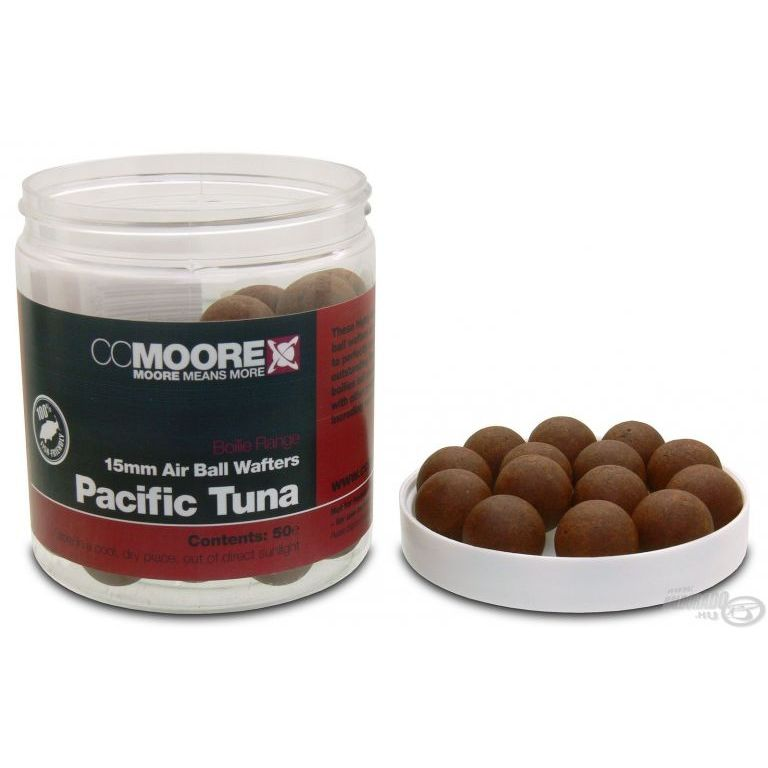 CCMoore Pacific Tuna Air Ball Wafters 18 mm