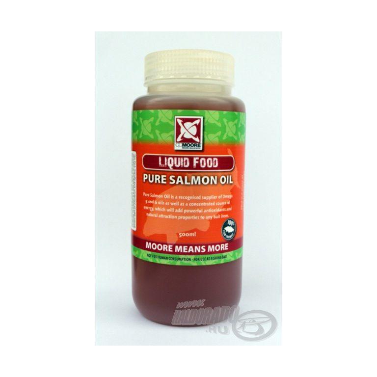 CCMoore Pure Salmon Oil 500 ml - Lazac olaj
