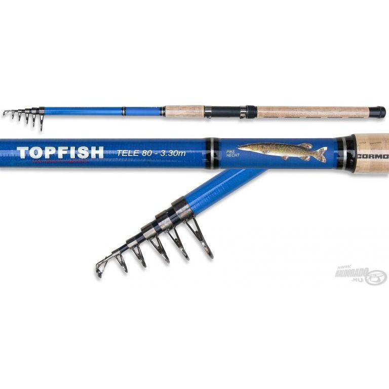 CORMORAN Topfish Tele 80 3,3 m