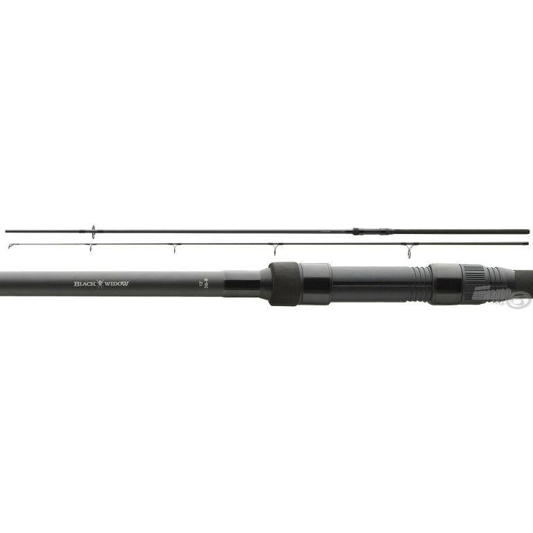 DAIWA Black Widow Carp 390 3,5 Lbs 2 részes