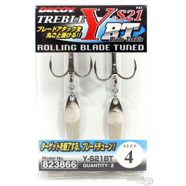 DECOY Blade Treble Y-S21BT 6