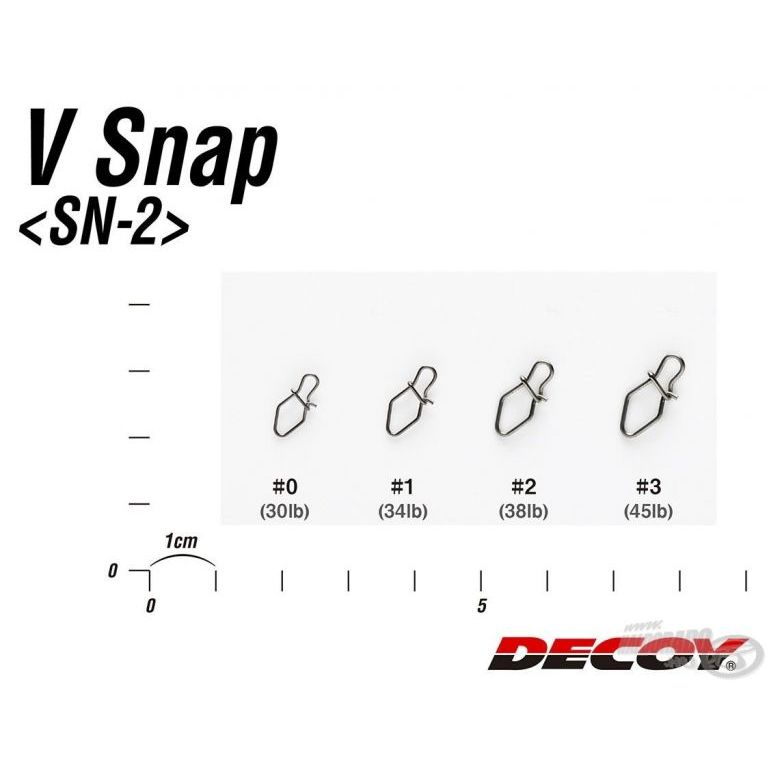 DECOY SN-2 V Snap 1