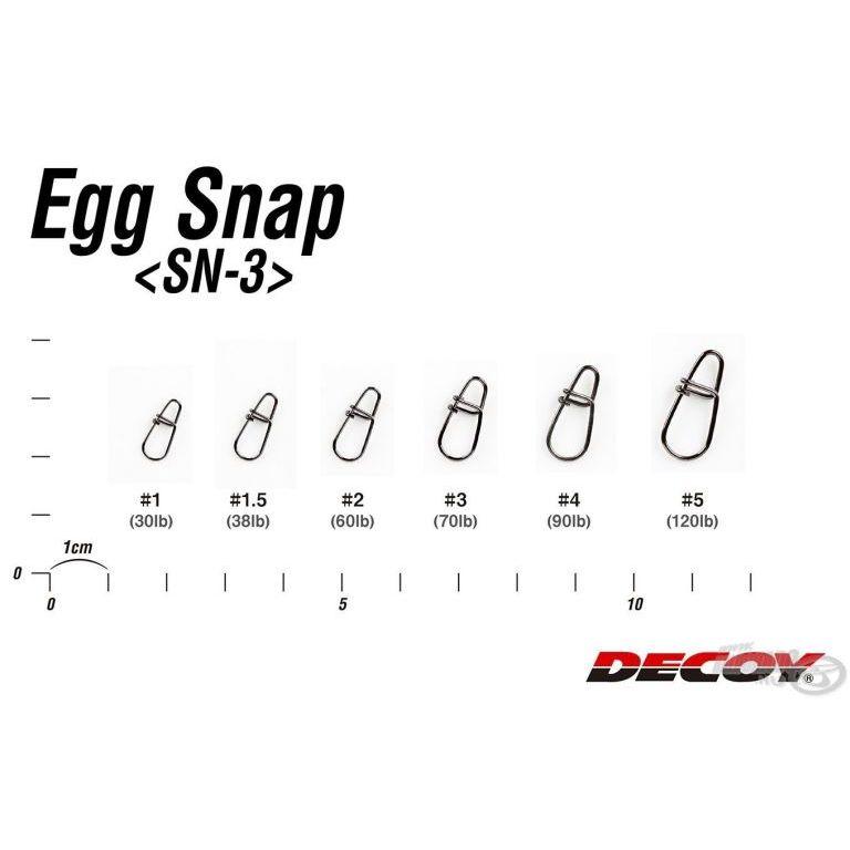 DECOY SN-3 Egg Snap 1