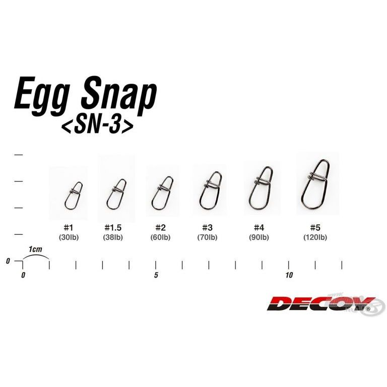 DECOY SN-3 Egg Snap 4
