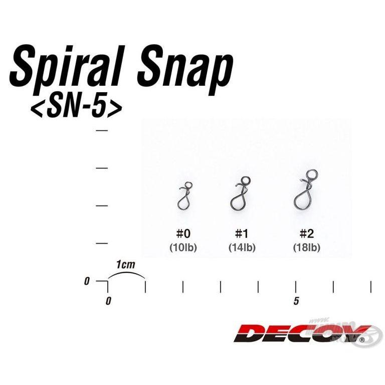 DECOY SN-5 Spiral Snap 0