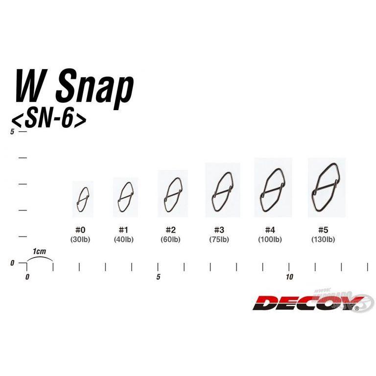 DECOY SN-6 W Snap 0