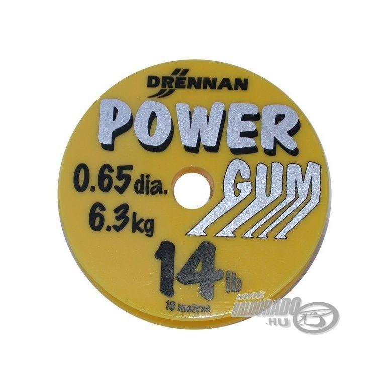 DRENNAN Power Gum - barna