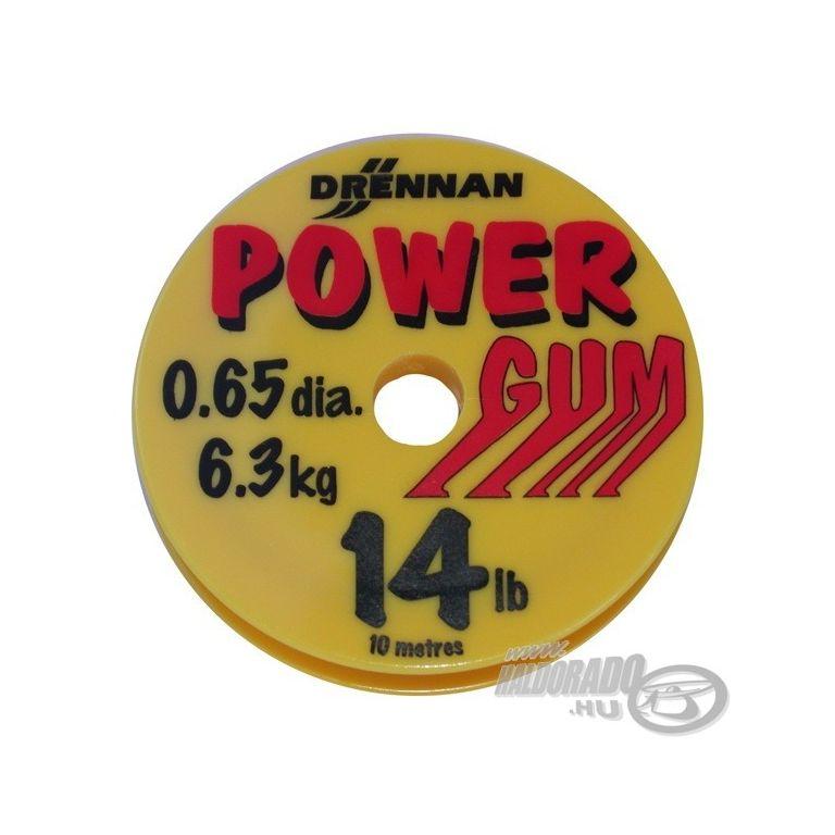 DRENNAN Power Gum - zöld