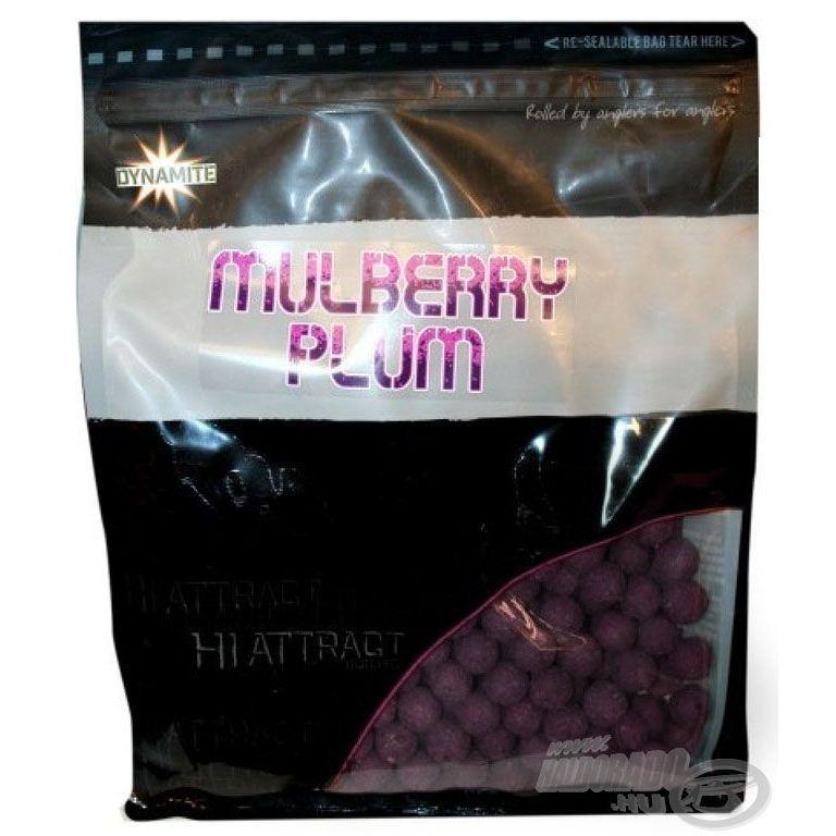 Dynamite Baits Hi-Attract Mulberry Plum bojli 20 mm