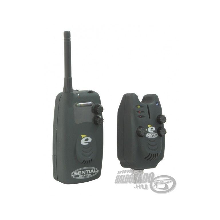 ENERGOTEAM E-Sential rádiós kapásjelző készlet 3 db-os