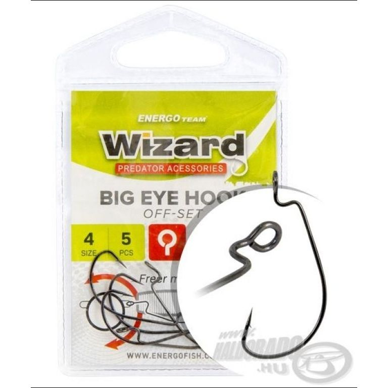 ENERGOTEAM Wizard Big Eye Off-Set - 8