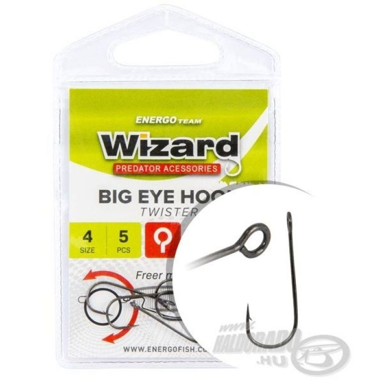 ENERGOTEAM Wizard Big Eye Twister - 6