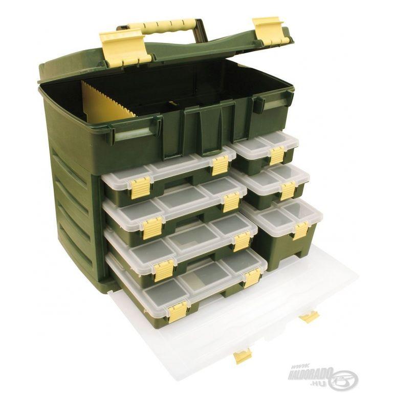 FISHING BOX K2 Dobozos nagyláda