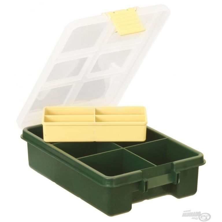 FISHING BOX Oblong doboz