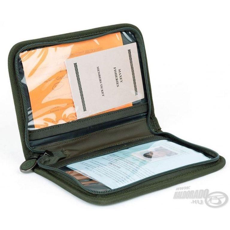 FOX Camolite License wallet