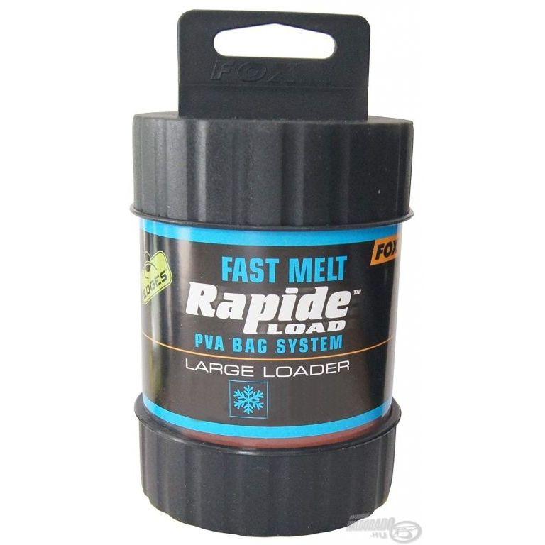 FOX Rapide PVA töltő készlet gyors oldódású 75x175 mm